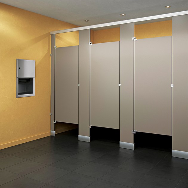 ASI Global Toilet Partitions - Global bathroom stalls