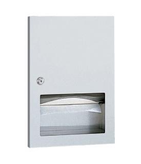Gamco-Slider3-WA-Recessed Towel Dispenser