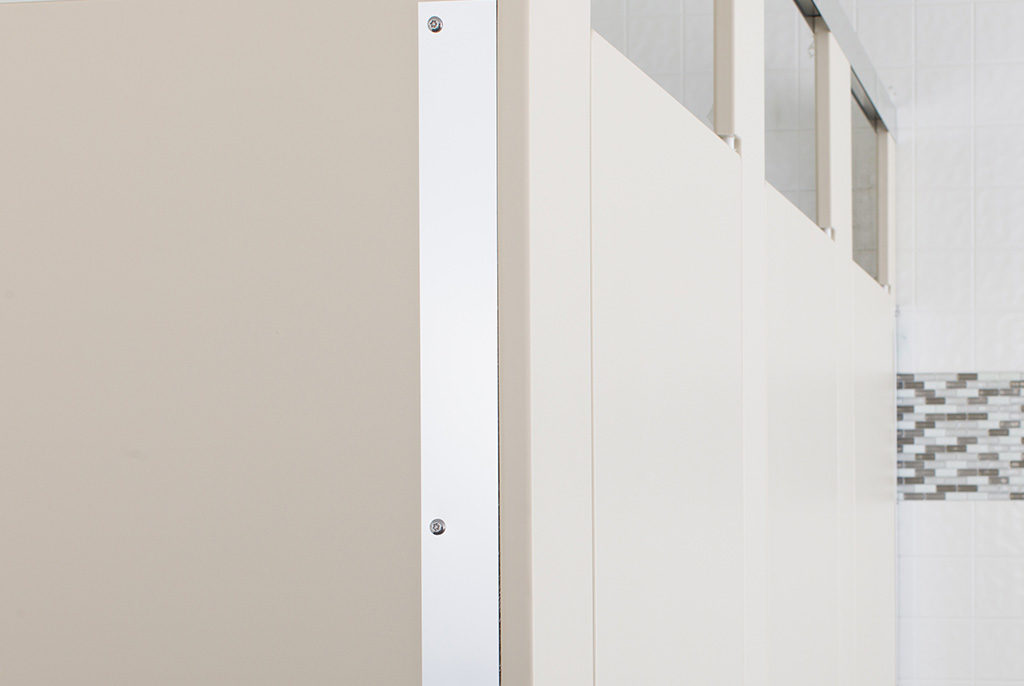 Metpar Solid Plastic Toilet Partitions