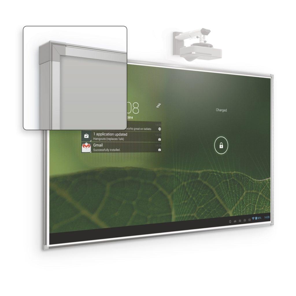 Mooreco-Slider1-interactive-projector-board-with-brio-trim